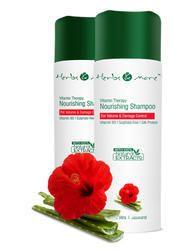 Unisex Herbal Vitamin Therapy Nourishing Shampoo, Packaging Size: 200 Ml