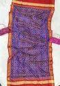 Handwoven silk Dupatta