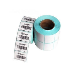 Optional Printed Paper Tag Roll, Packaging Type: Packet