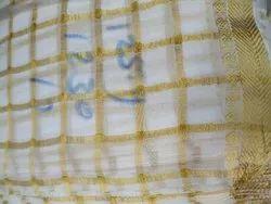For Dress Zari chokda cotton fabric