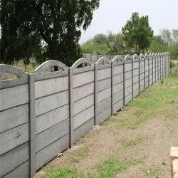 Compound Wall Installation Service