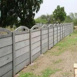 Compound Wall Installation Service