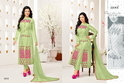 Embroidered Full Sleeve Moof Salwar Suit Fabric