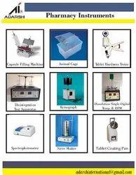 Pharmacy Instruments