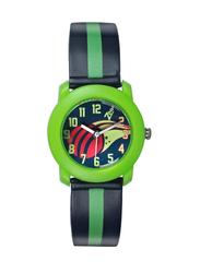 Green Titan Watch- NDC3025PP15J