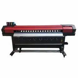 Epson Dx5 USB/Ethernet Eco Solvent Printer, Model Name/Number:SK-1680 / SK-1930, 1700 mm