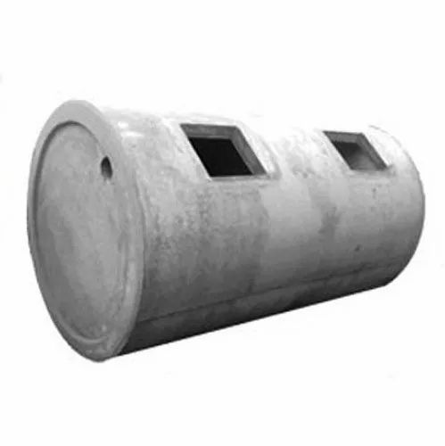 RCC Pipe For Septic Tank