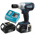 Cordless Impact Wrench 18V 3Ah