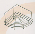 Single Corner Basket