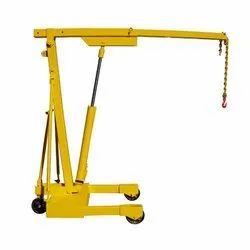 l Type Mobile Floor Jib Crane