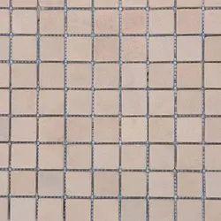 Capstona Stone Mosaics Ivory Tis-Tis Tiles