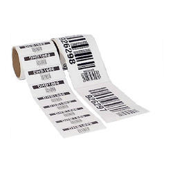 Pharmaceutical Barcode Label