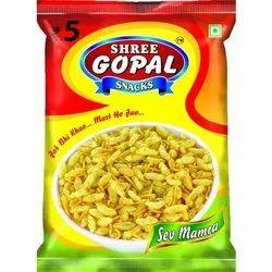 Shree Gopal Sev Mamra Namkeens, 5.48 G, Packaging Type: Packey