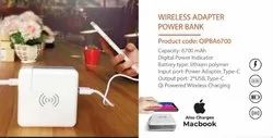 WIRELESS ADAPTER POWER BANK