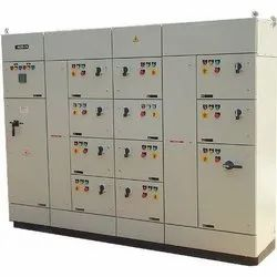 Electric Control Panel, Operating Voltage: 220 V, Degree of Protection: IP55