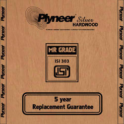 Plyneer Silver MR Hardwood Commercial Plywood