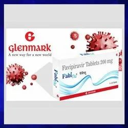 Glenmark Fabiflu Tablet 200 Mg