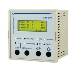 Numeric Motor Protection Relay LT Motors UBZ-304