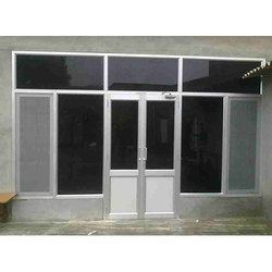 Aluminium Partition Works