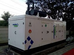 Greaves 125 Kva Greeves Generator, 415V