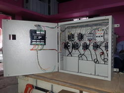 Automatic Power Factor Controller for Petrol  banks