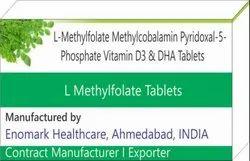 L Methylfolate Tablets