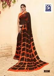 Rachna Georgette Stylla Catalog Saree Set For Woman 7