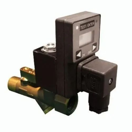 Mild Steel Automatic Auto Drain Valve for Industrial, 0.05 Sec