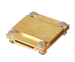 Copper Square Tape Clamp