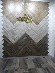 200x1200 Wooden Plank Tiles