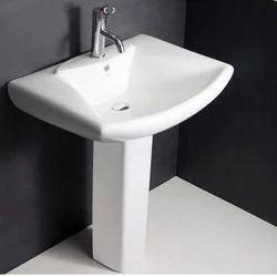 Hindware Neo Full Pedestal Wash Basin