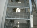 Steel Grating Stair