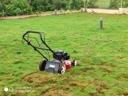 GT Shakti Petrol Lawn Mower, Forward Speed: Adjustable, 510MM