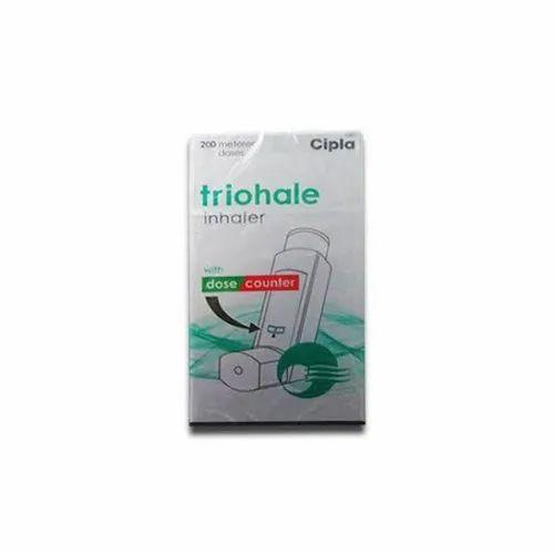 Triohale Inhaler