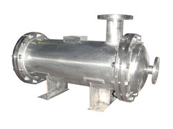 Evaporator Direct Expansion Type Shell And Tube for HVAC DX chiller