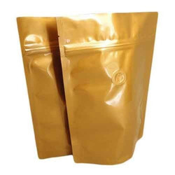 Sealed Laminated Pouches