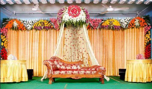 Flower Decorations In Nawabganj Kanpur Om Sunil Tent House Id