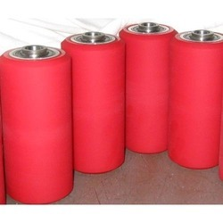 Hot Cast Polyurethane Rollers