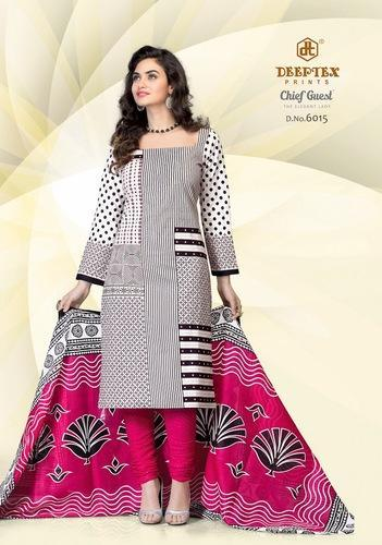 71eee5ce0f Bridal Deeptex Ladies Cotton Print Suit, Rs 330 /piece, Maa Narayani ...