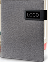 Wireless Powerbank Diary with Pen Drive
