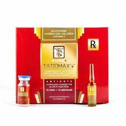 Tatiomax Plus Glutathione Injection