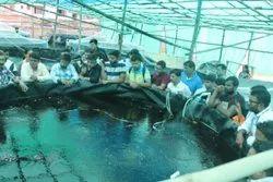 FWPF Biofloc Fish Farming Training Center in Jaipur