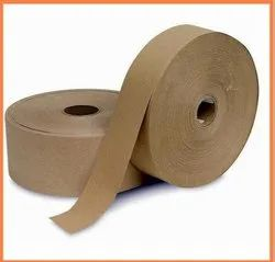 Water Activated Paper Packing Tape