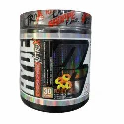ProSupps HYDE Nitrox Intense Energy Peachy Oh Flavoured Pre-Workout Supplement