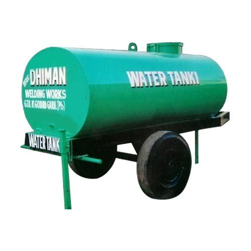 Ss Portable Water Storage Tank