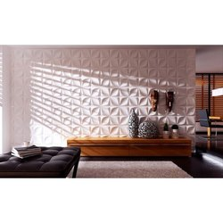 Matt 3D Cement Wall Tiles, Thickness: 20 mm, Size: 8x8 inch