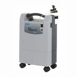 Oxygen Concentrator (Nidek Nuvo Lite)