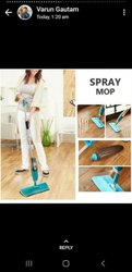 Sanitizer Spray mop for Floor