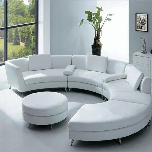Round Sofa Set At Rs 35000 Piece