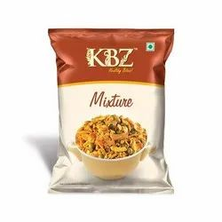 KBZ Spicy Mixture Namkeen, Packaging Type: Packet, Packaging Size: 65gm